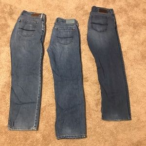 Tommy Bahama jeans - 3 pair 33X30